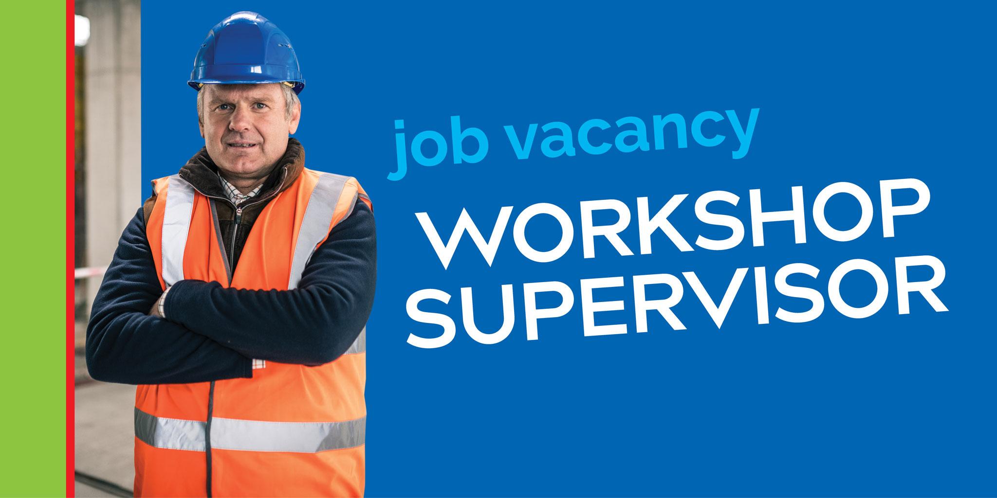 Swindon Bus engineering workshop supervisor