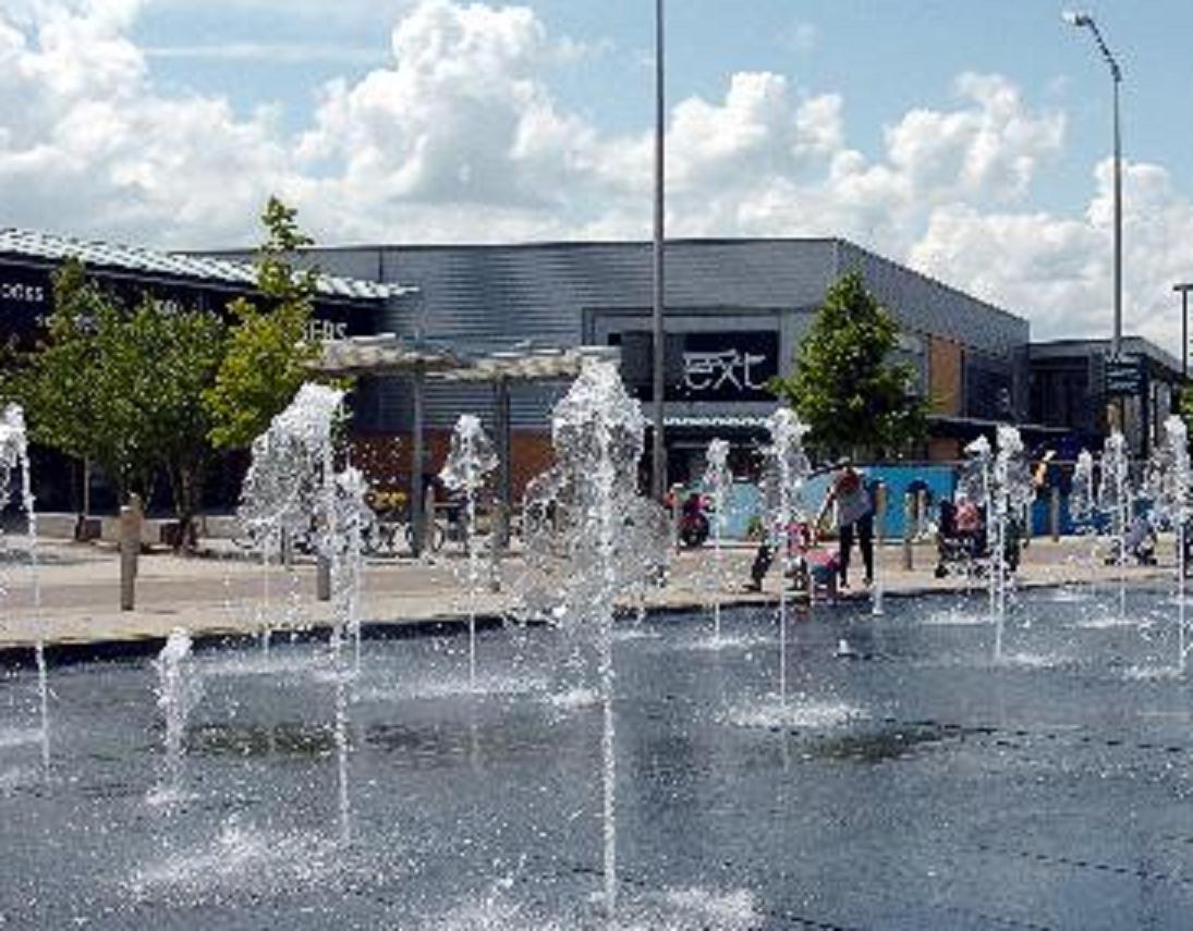 Orbital Shopping Park
