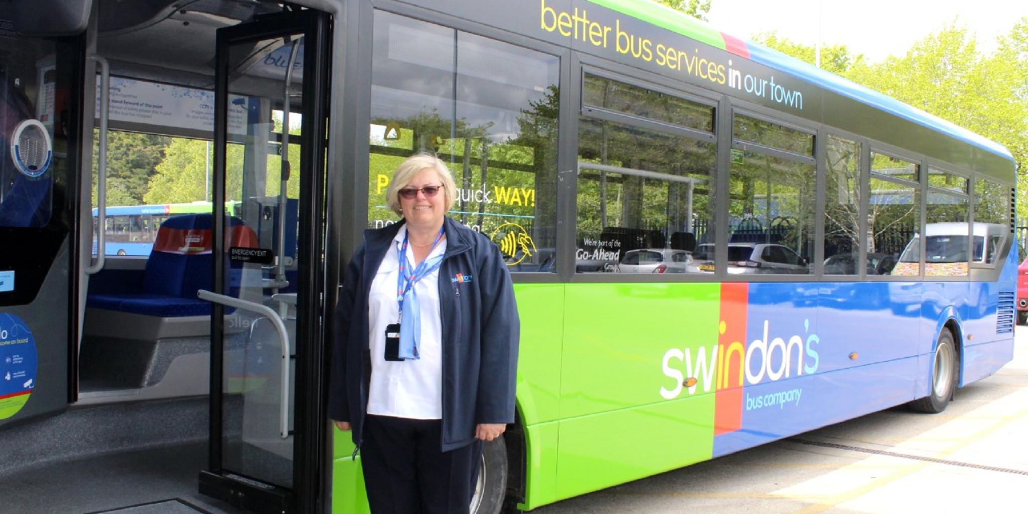 Swindon's Bus Company dementia friendly drivers
