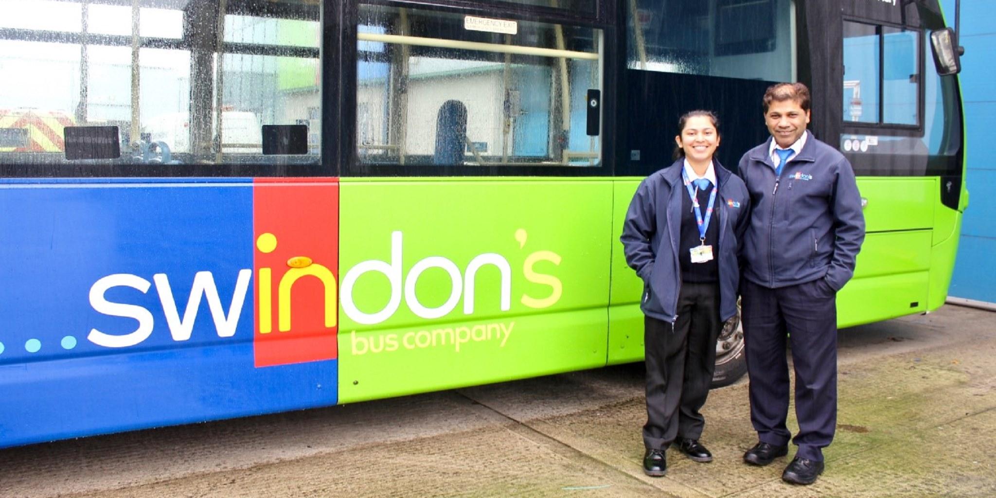 Swindon's Bus Company driver jobs