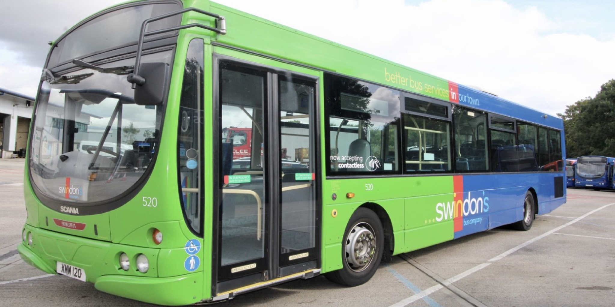 Swindon's Bus Company fuel crisis
