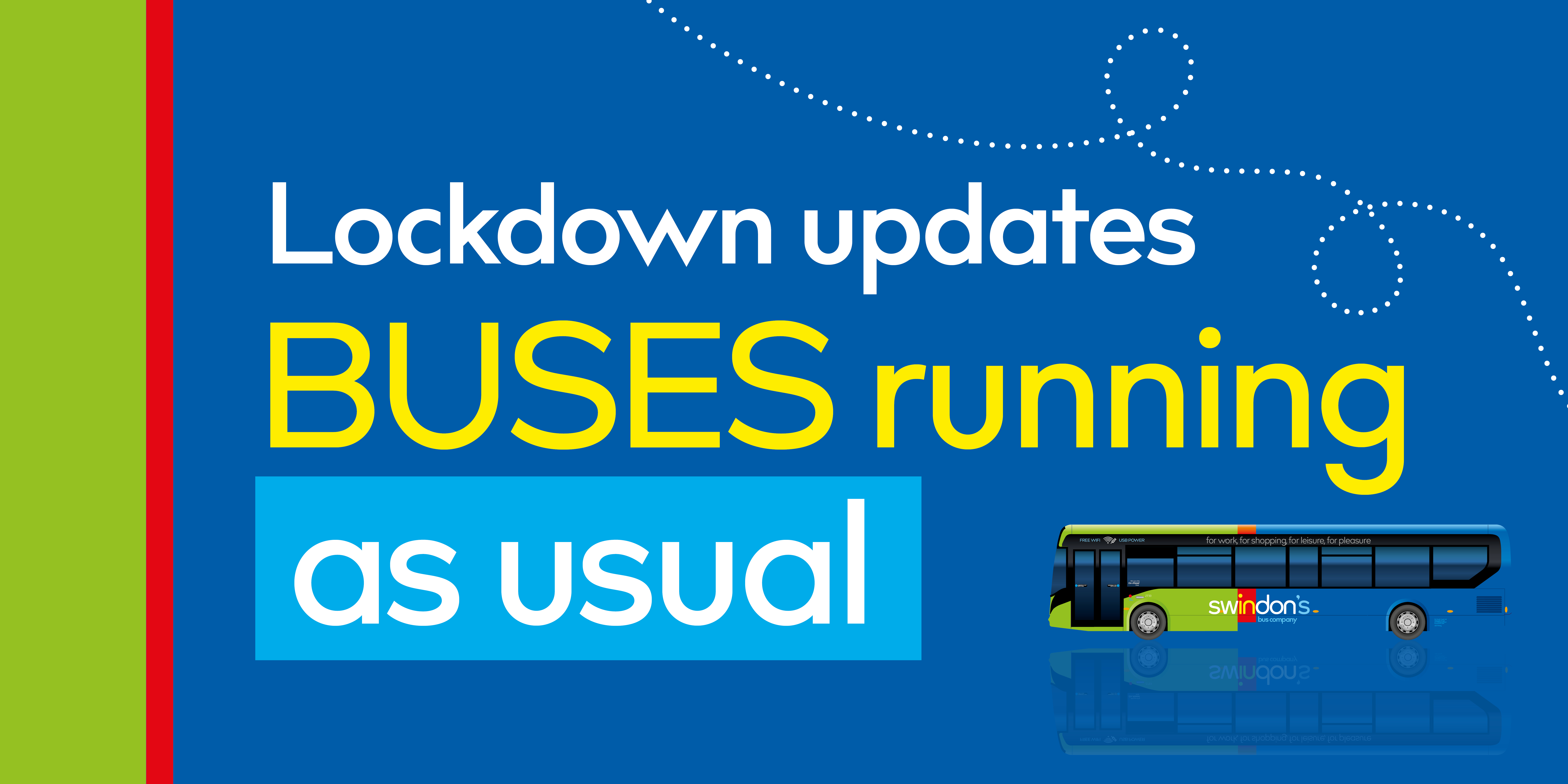 Swindon Bus lockdown 3