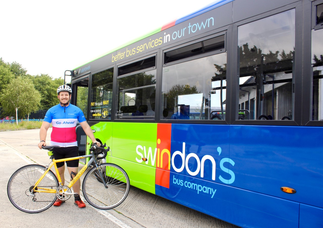 Swindon's Bus Company Transaid